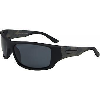 Sunglasses Unisex Sport Polarizes Black/Grey (22:50 P3)