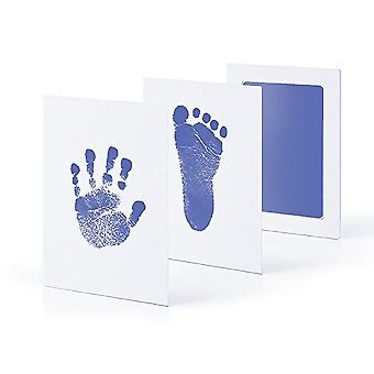 Safe Non-toxic Footprints Hand Print Ink Pads