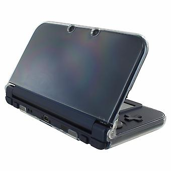 Zedlabz polycarbonate protector hard shell for nintendo 3ds xl - (new 2015 model) - transparent
