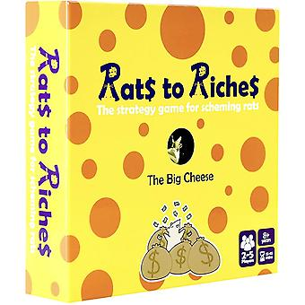 Rats to Riches Board Game