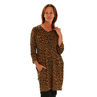 MASAI CLOTHING Masai Animal Print Dress Galitta 1002111