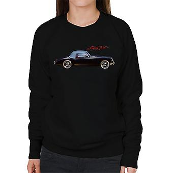 MG Safety Fast British Motor Heritage Naiset's Collegepaita