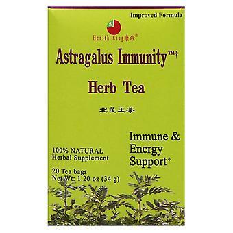 Health King Astragalus Immunity Tea, 20bg