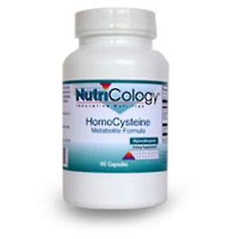 Nutricology/ Allergy Research Group Homocysteine Metabolite Formula, 90 Caps