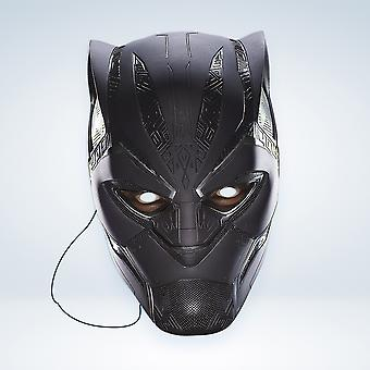 Black Panther Character Party Face Mask
