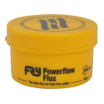 Frys Metals Powerflow Flux Medium 100g FRYPFMEDIUM