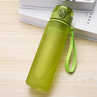 Portable Leak-proof Water Bottle, Outdoor Bicycle Sports - Drinking Plastic