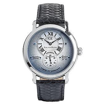 Carl von Zeyten Mäns Klocka Armbandsur Automatisk Kandel CVZ0066WH
