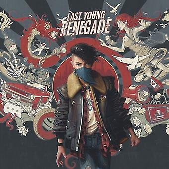 All Time Low - Last Young Renegade [CD] USA import