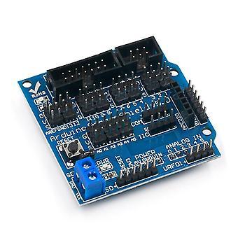 V5.0 Senzor rozširujúca doska-Uno Mega R3 V5 pre Arduino Elektronická budova