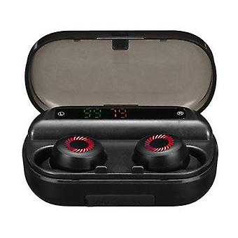 V10 TWS بلوتوث 5.0 في الأذن سماعات الأذن اللاسلكية ستيريو الرياضة