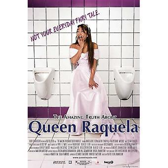 Hämmästyttävä totuus Queen Raquela elokuvan juliste (11 x 17)