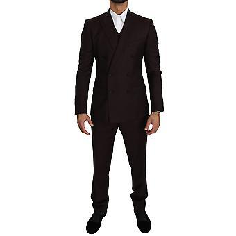 Dolce & Gabbana Bordeaux Villa Slim 3 kpl MARTINI Puku