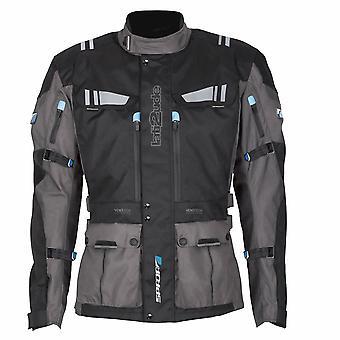 スパーダ ラティ2ude WP ジャケット ブラック/アンスラサイト
