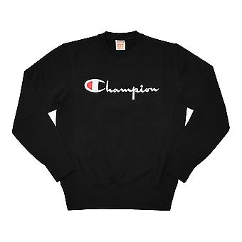 Kampioen Crewneck Sweatshirt 212576KK001 universeel het hele jaar mannen sweatshirts