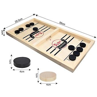 Tabel Hockey Spil Familie Board Katapult Skak Forældre-barn Interaktivt legetøj Hurtigt