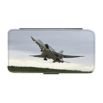 Tu-22M Elongated Strike Bombs iPhone 12 Pro Max Wallet Case