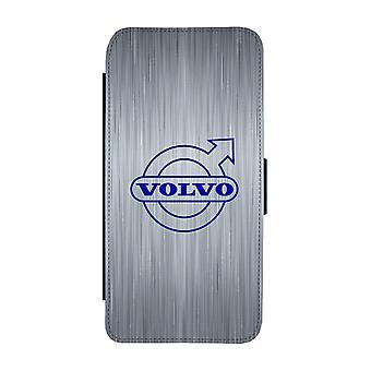 Volvo Logo iPhone 12 / iPhone 12 Pro Wallet Case