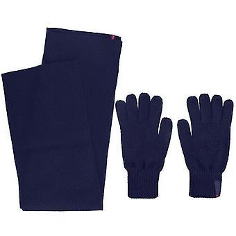 פומה יסודות סריג כפפות & צעיף גברים נשים יוניסקס להגדיר 052355 04 A162D