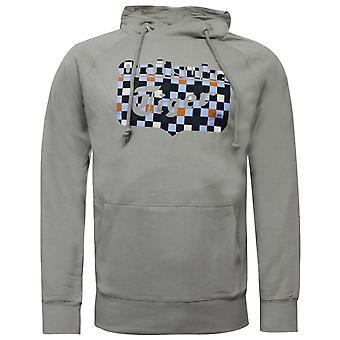 Asics Onitsuka Tiger Mens Hoodie Graphic Sweatshirt Grey 123496 0302