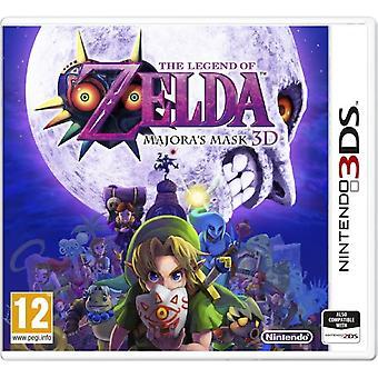 The Legend Of Zelda Majoras Mask 3DS Game