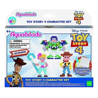 Aquabeads 31371 speelgoed verhaal 4, veelkleurige