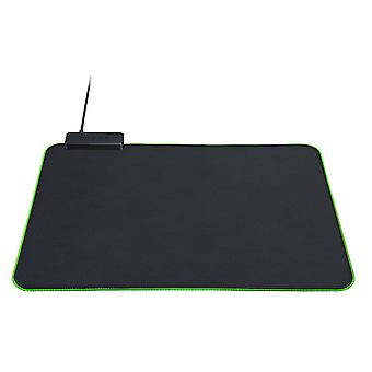 Razer goliathus chroma soft gaming mouse mat with micro-textured cloth surface, optimized for all se