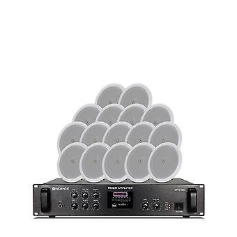 מערכת שמע ותו לא פאי עבור חנות - מערכת מוסיקה רקע Bluetooth