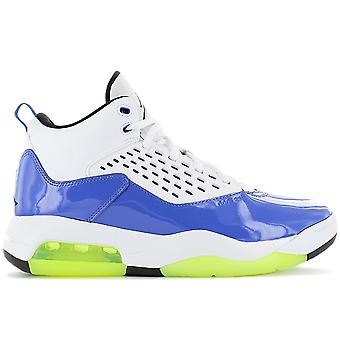 JORDAN Maxin 200 - Men's Basketball Shoes White Blue CD6107-400 Sneakers Sports Shoes