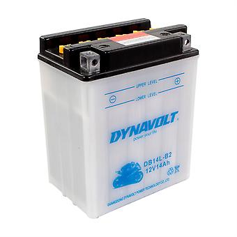 Dynavolt CB14LB2 High Performance Battery With Acid Pack