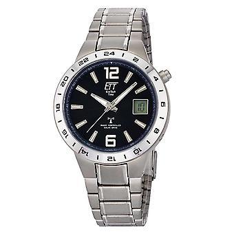 Mens Watch Ett Eco Tech Time EGT-11411-41M, Quartz, 40mm, 5ATM