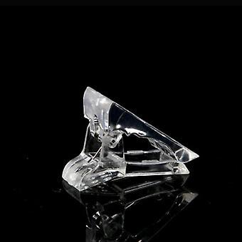 Clip per unghie Acrilico Nail Plastic Falso Finger Polish