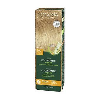 Aurora blonde hair coloring cream 150 ml