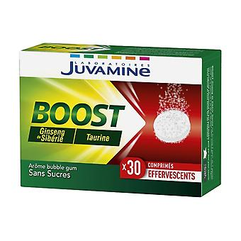 Boost Ginseng Taurine 30 effervescent tablets