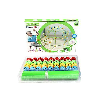 Children Building Kits, Outdoor Tent Building Educational