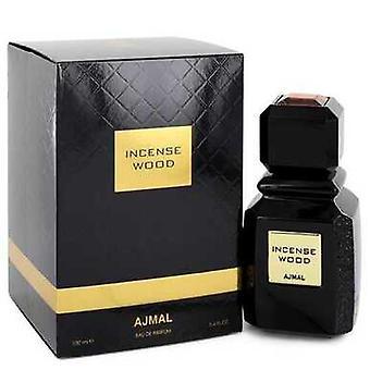 Ajmal Incense Wood By Ajmal Eau De Parfum Spray (unisex) 3.4 Oz (women) V728-547523