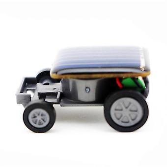 Smallest Solar Power Mini Car Racer Powered Car Gadgets Spider Grasshopper