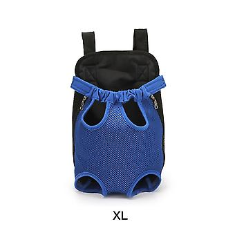 Pet Carry Adjustable, Dog Backpack, Kangaroo Breathable Front Puppy Carrier