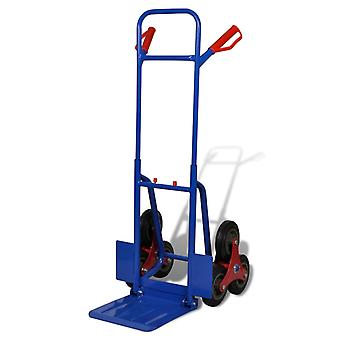 Folding Sack Truck With 6 Wheels