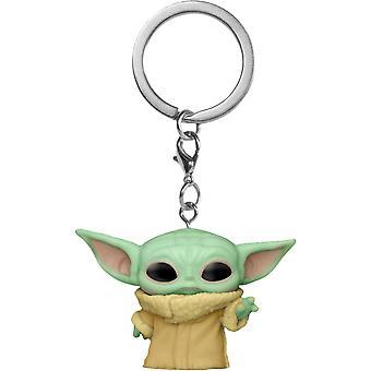 Star Wars: Der mandalorianische Das Kind Pocket Pop! Schlüsselbund