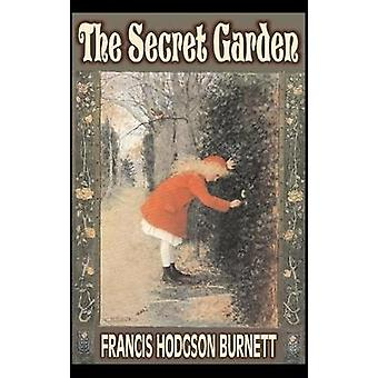 The Secret Garden by Frances Hodgson Burnett - Juvenile Fiction - Cla