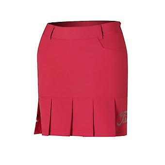 Women's Golf Pleated Anti-light Skirt