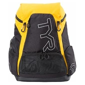 TYR Alliance Team® Backpack - 45L - Black/Gold