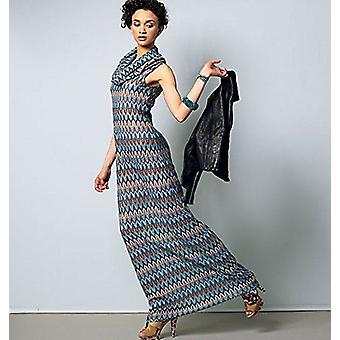 McCalls نمط الخياطة 6612 يفتقد زائد حجم حجم اللباس أحجام 18W-24W