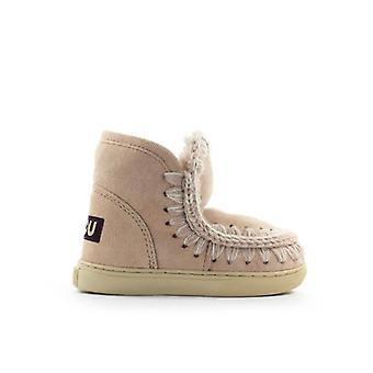 Mou Eskimo Kid Nude Pink Sneaker