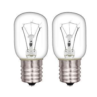 2pcs Microwave Oven 8206232A Light Bulb Replace KMHS120EBL3 KMHS120EBL4