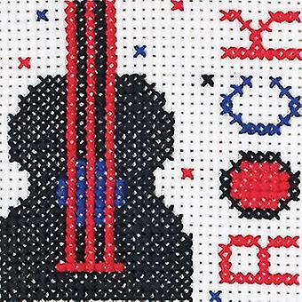 Anchor Cross Stitch Kit: 1st Kit: Rock