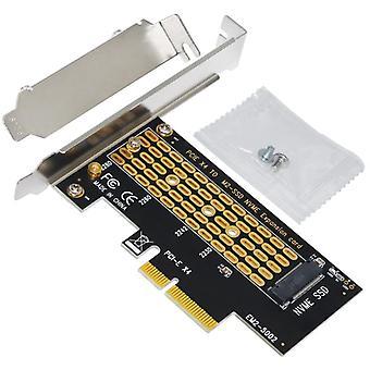 إضافة Nvme M.2 إلى محول بطاقة الناهض Pci-e3.0 X4