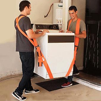 Mover Lättare transport underarm gaffeltruck lyft och rörliga remmar Möbler Transportbälte i axelremmar Team remmar