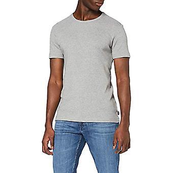 ESPRIT 990ee2k308 חולצת טריקו, אפור (אפור בינוני 5 039), גברים גדולים